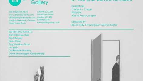 GriffinGallery Invite 16March